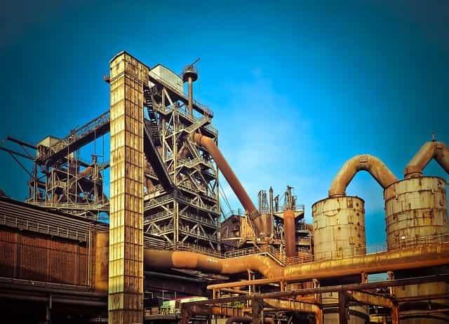 Seguridad en las Industrias
